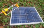 Construire un système d'arrosage solaire autonome