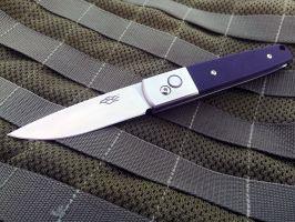 Couteau Ganzo 7211 : un automatique classe et fiable !