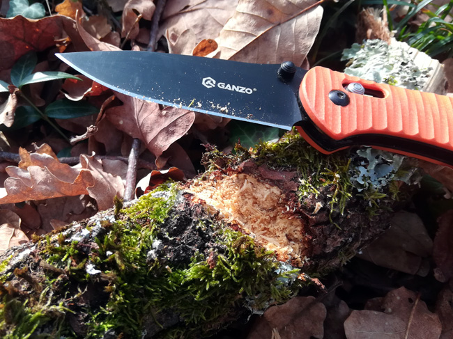 Couteau Ganzo
