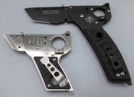 Les couteaux tactiques de Jeff Thenier