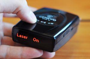Détecteur laser police
