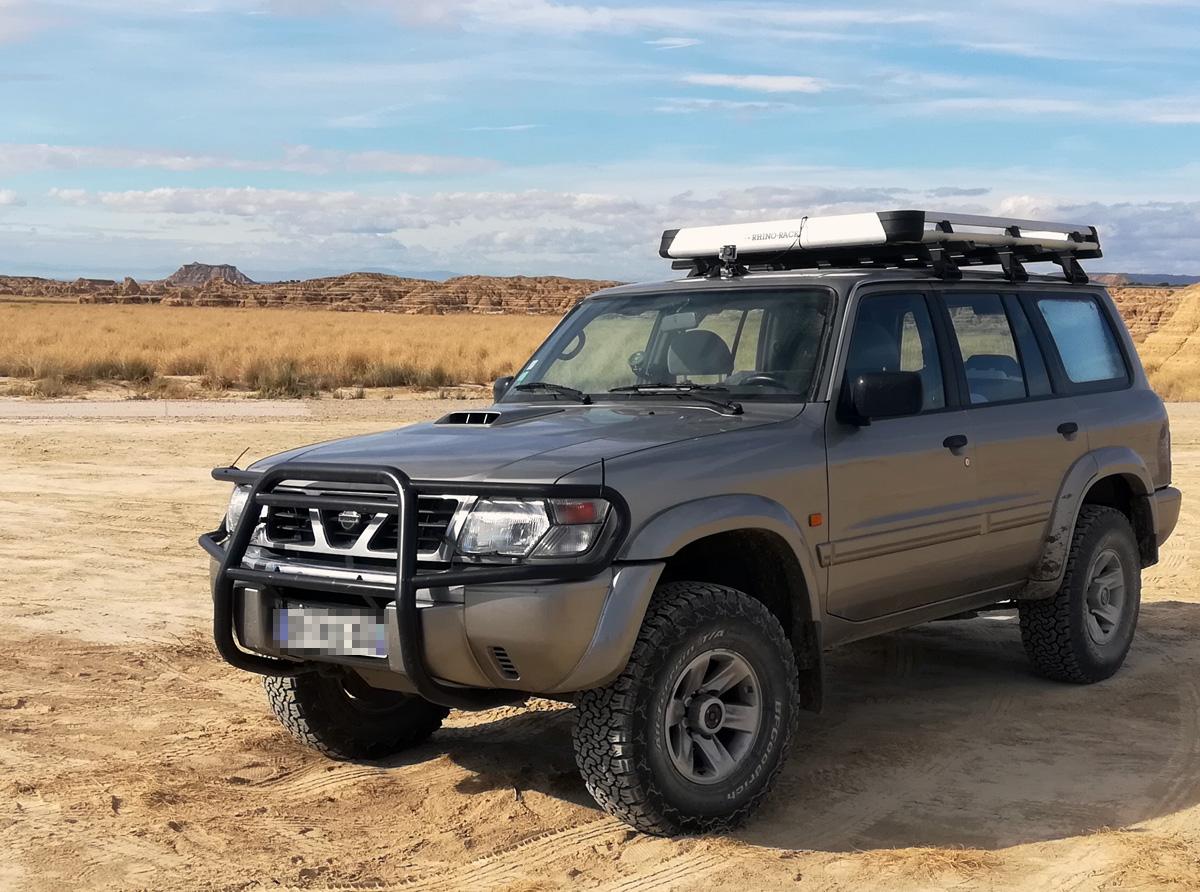 Nissan Patrol Y61 Raid