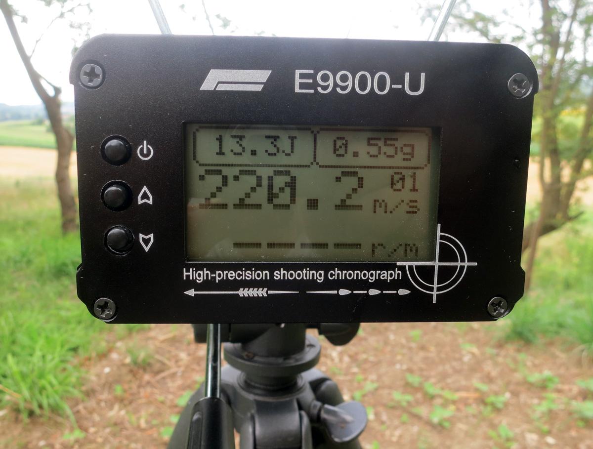Ecran du chrony EmersonGear E9900